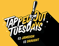 Tapped Out Tuesdays