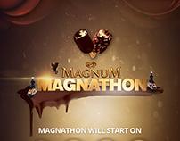 Magnum Magnathon Web App