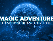 MIDEA - Magic adventure