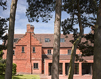 Church Farm. Nash Baker Architects & Beauval Interiors
