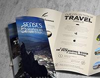 5 Senses (2015) Trifold
