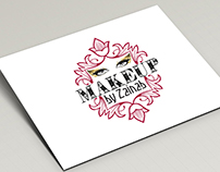 LOGO FOR AN ORIENTAL MAKEUP CENTER