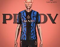 Fake Fashion Football Concept