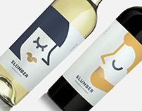 SLUMBER | WINE LABEL DESIGN | BONSANCO CREATIVE STUDIO