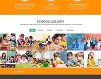 School Website 2