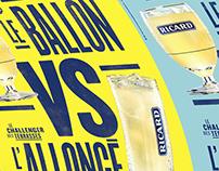 Ricard - Ballon VS Allongé