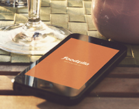 Foodzilla : UI/UX Design