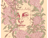 """Lilac"" by Chrysta Kay"