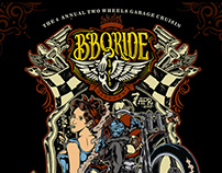 BBQ Ride - Poster Exhibition