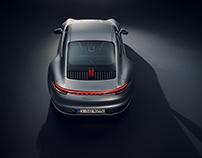 Porsche 911 type 992 Carrera S