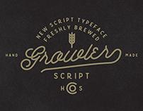 Growler Script (Font)