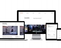 Construction Bureau — Website