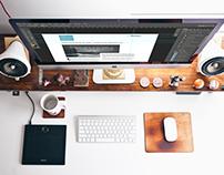 Webdesign | Henrique Ramalho Front-end