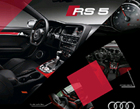 Audi RS5 PROMO