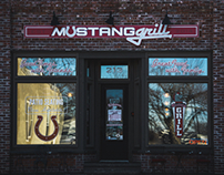 The Mustang Grill