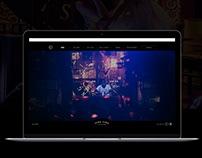 Sing Sing Theatre Website Design and Development
