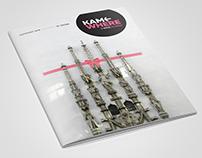 KAM V BRNĚ cover (2018)