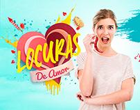 Locuras de amor - Mall Paseo Quilín