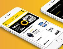 TehnoSila | Mobile App