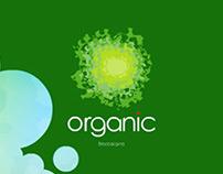 Organic Restaurant, online platform