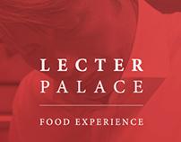 Lecter Palace's Menu