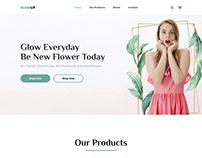 Shopify Web Template