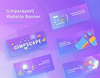 GimpscapeID Website Banner Concept