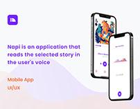 Napi Mobile App | UI / UX
