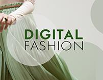DIGITAL FASHION | Logo design