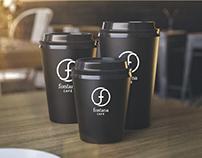 Branding Fontana Café