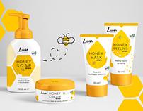Honey cosmetics