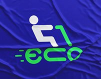 Eco. Branding. Bike rental