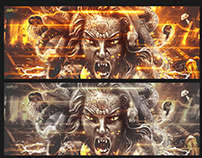 Medusa - Facebook Banner