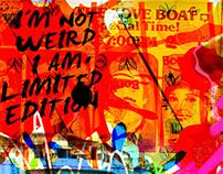 I am not weird...