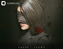 · FALSE LIGHT · (FREE REAL TIME 3D MODEL)