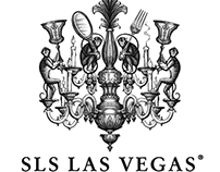 SLS Las Vegas Illustrations created by Steven Noble