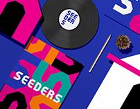 Seeders Brand Identity Design.