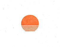 The Sunns - Album Cover / Logo