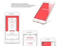 PeerMentor App UX/UI Design