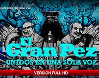 "Cortometraje ""El Gran Pez"""