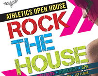 Athletics Open House 2016
