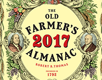 The Old Farmer's Almanac Illustrated by Steven Noble