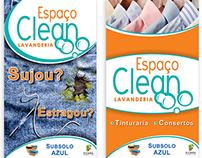 Espaço Clean Lavanderia - Floripa Shopping