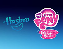 Hasbro - My Little Pony - Apparel Development