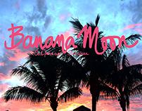Publicidad para Banana Moon