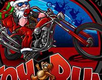 Magic of Christmas Toy Run 2019 Logo