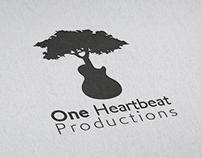 Logo One Heartbeat Productions