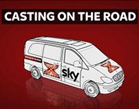 Sky Uno - X FACTOR CASTING - Promo