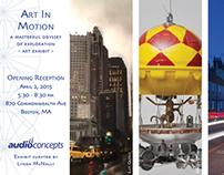 Art Exhibit Invitation
