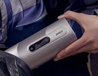 JMGO P3- portable smart projector